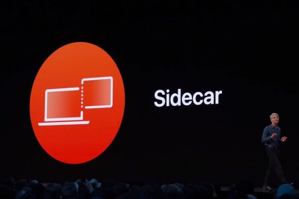 تعرّف على ميزة Sidecar التي تحول الآي-باد إلى شاشة ثانية للماك