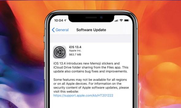 5 ميزات مثيرة للاهتمام في نظام التحديث iOS 13.4