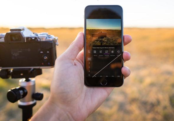 تعديل الصور كالمحترفين: مبادئ التصوير وقاعدة الخمس خطوات