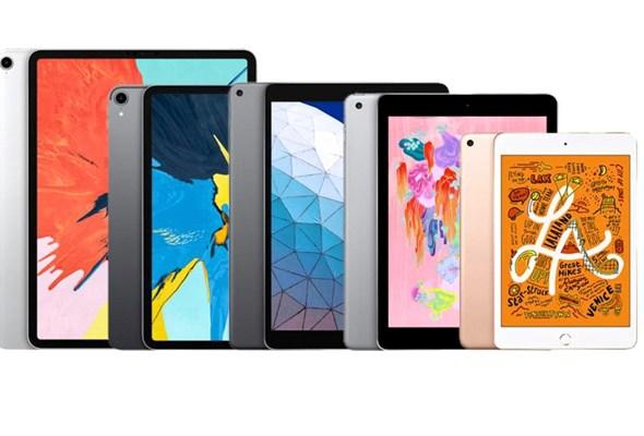 iPad-models-2020