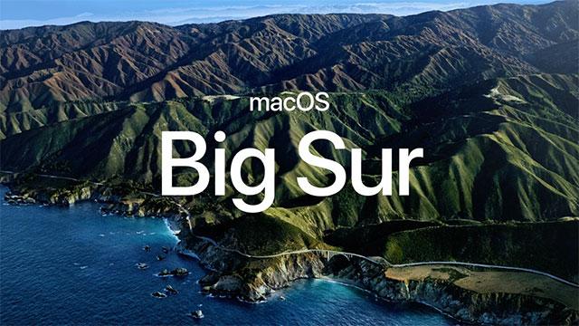 نظام الماك Big Sur الجديد كلياً، وداعاً أيقوناتي العزيزة...