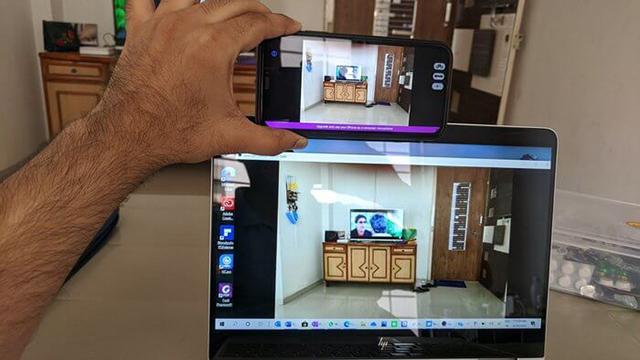 كيفية استخدام الآي-فون الخاص بك ككاميرا ويب