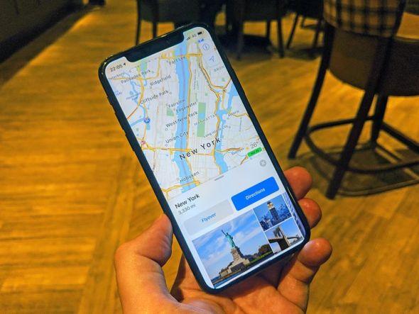 ما الجديد في تطبيق خرائط أبل في iOS 14
