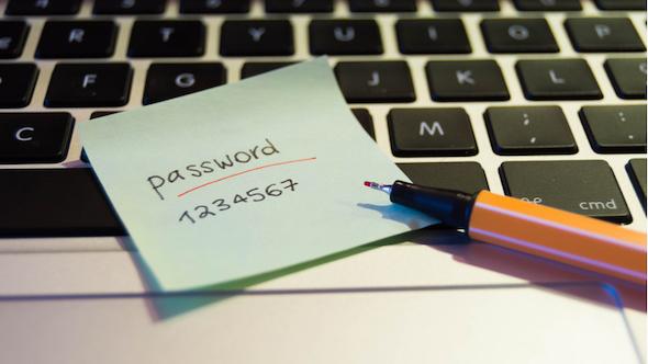 استخدامك لكلمات السر خاطئ وخطير. تعرف على نظام أفضل وأسرع