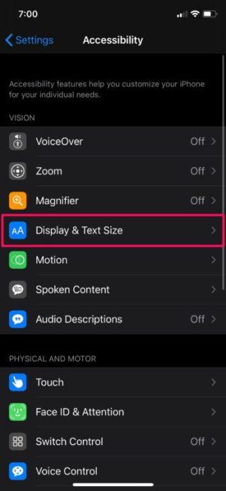 كيفية استخدام فلاتر الألوان على الآي-فون والآيباد