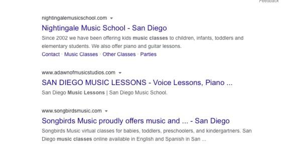 music ~classes