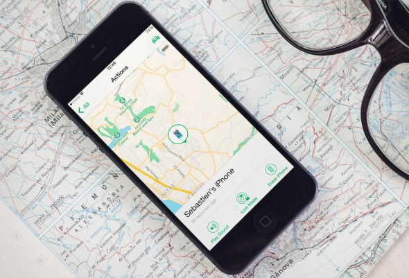 -find-my-iPhone-map