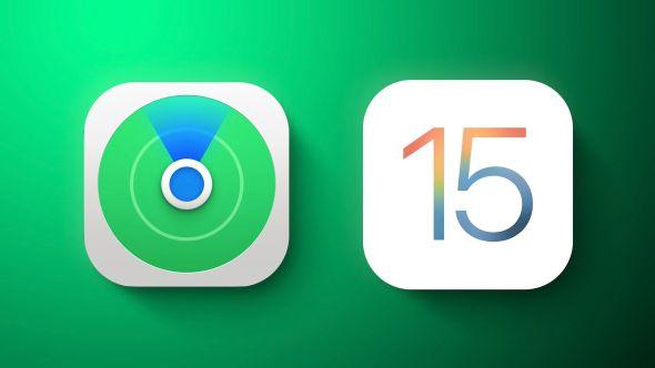 أبل تضيف تتبع الآي فون على شبكات Find My في iOS 15