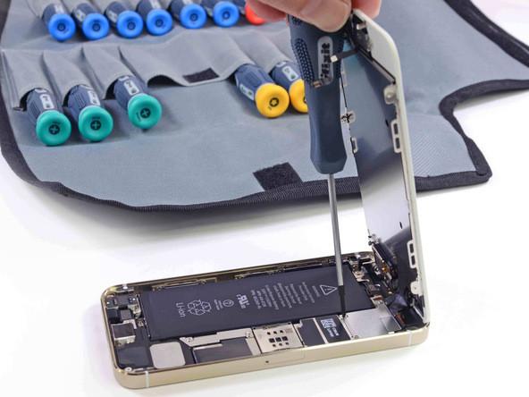 iPhone 5S LCD Ekran Değişimi