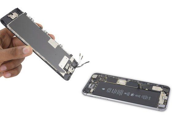 iPhone 6S Plus Kırık Ekran Değişimi