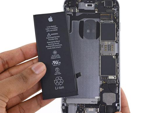 iPhone 6s Pil Değişimi