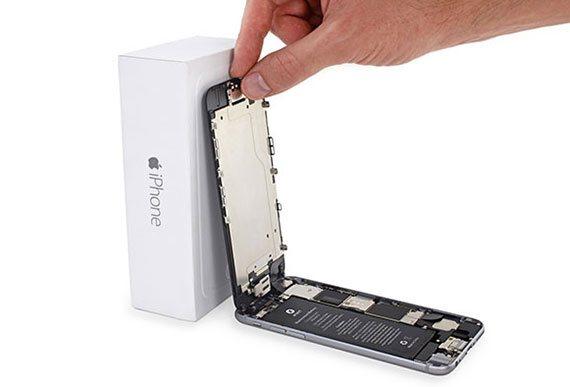 iPhone 6 Ekran Kırık Değişimi