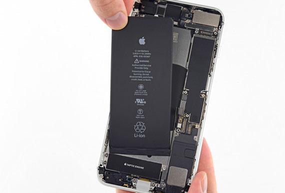 iPhone 8 Plus Pil Değişimi