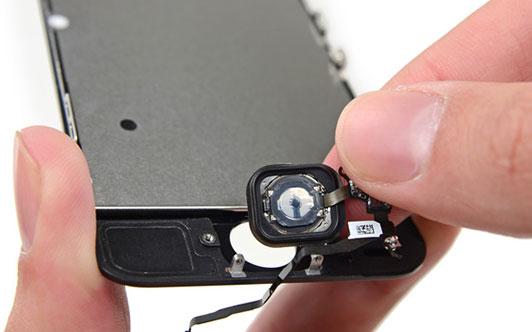 iPhone 5S home butonu değişimi