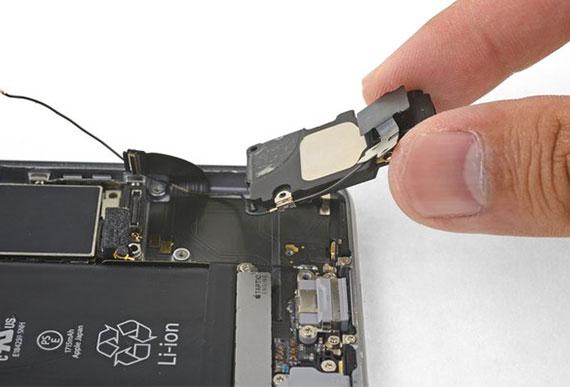 iPhone 6S Hoparlör Değişimi