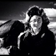 young eagle hunter by Hans Barbaro