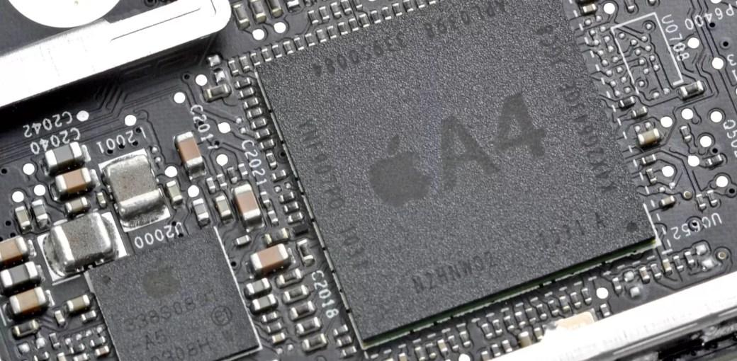 Процессор Apple A4