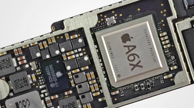 Процессор Apple A6X