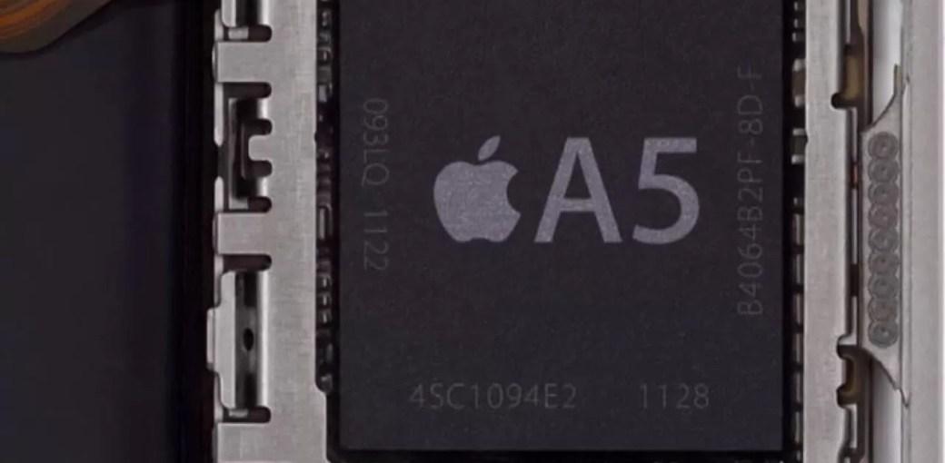 Процессор Apple A5