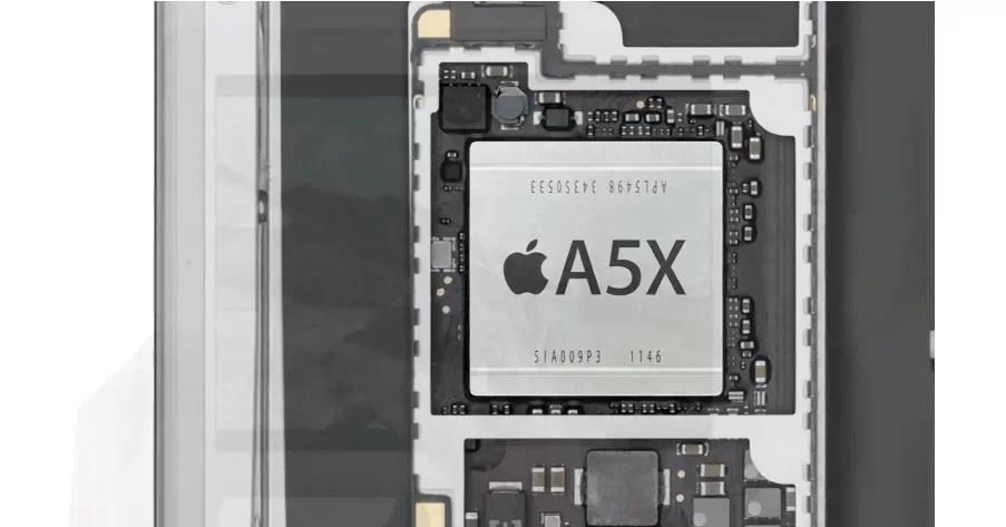 Процессор Apple A5X