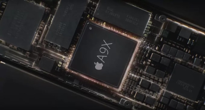 Процессор Apple A9X