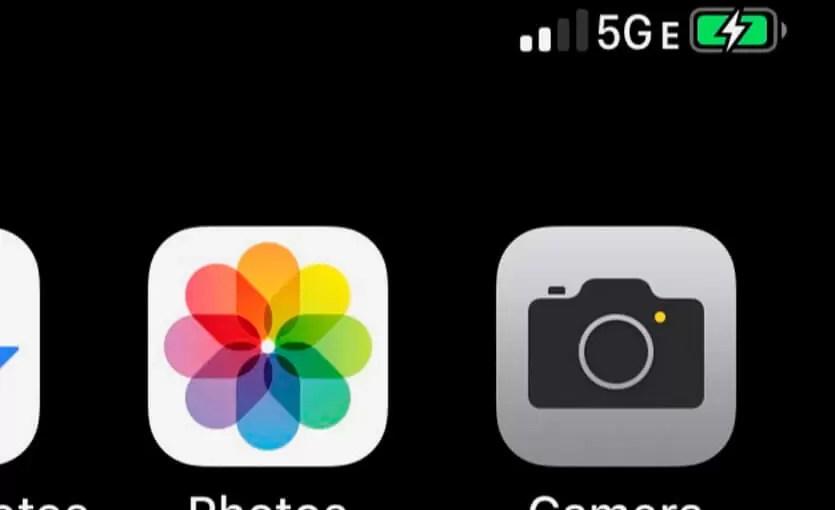 5G в iOS