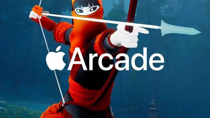 Игровой сервис Apple Arcade