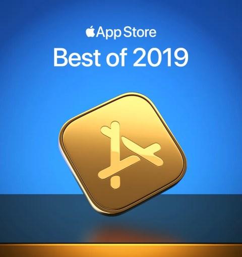 Лучшее в App Store за 2019 год