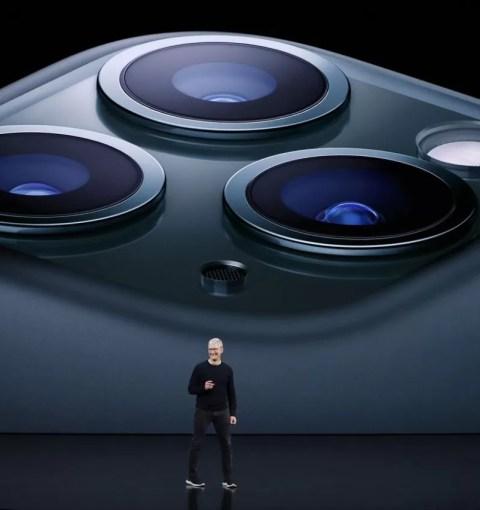 Презентация iPhone 11 Pro