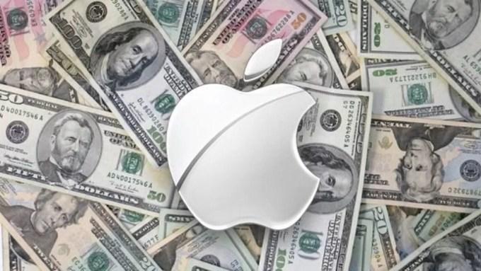 Apple и деньги