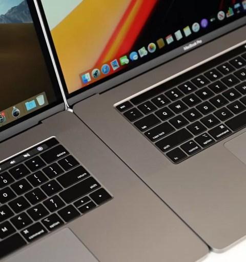 Два MacBook Pro