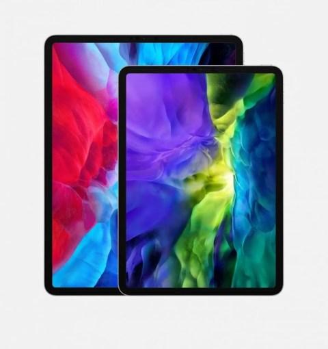 Новые iPad Pro 2020