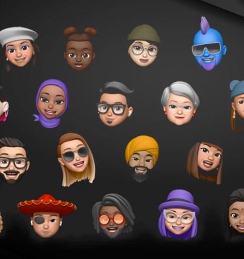 Memoji - iOS 13