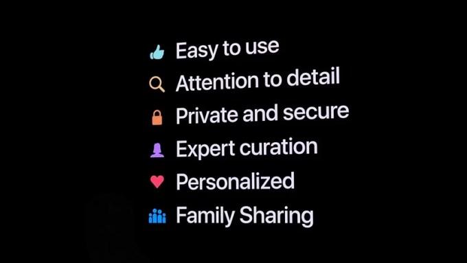 Презентация сервиса Apple News+