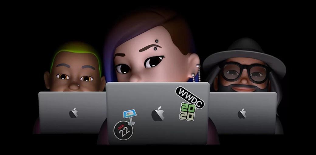 Приглашение Apple на WWDC 2020