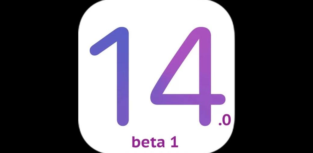 iOS 14.0 beta 1