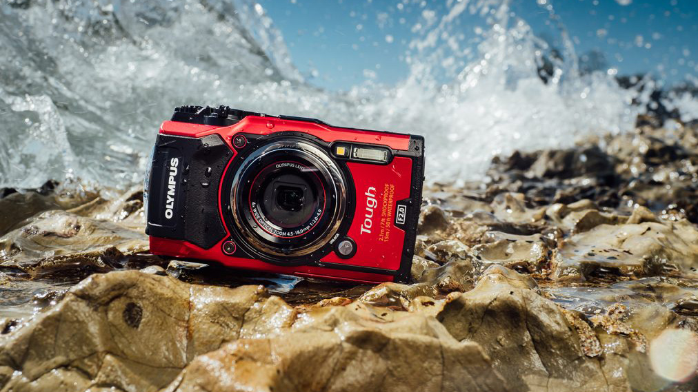 Best compact camera: Olympus Tough TG-5