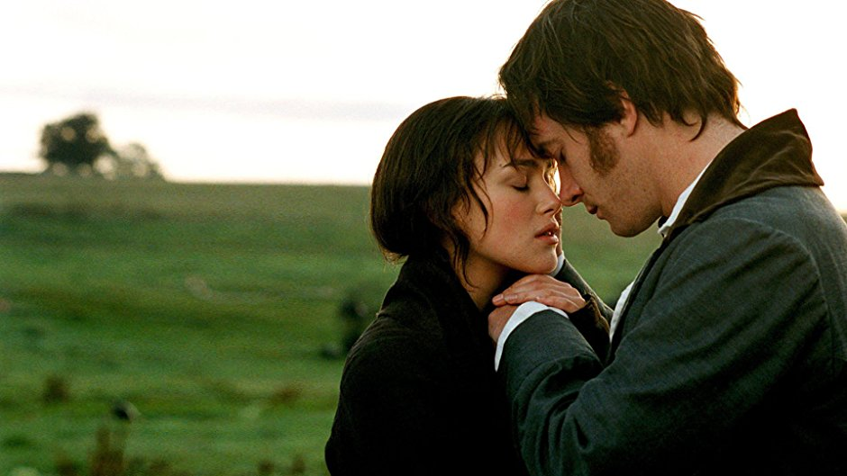 A still from the movie Pride and Prejudice