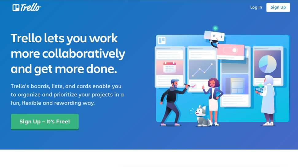 Trello - Covers everything from simple to-do lists to project management