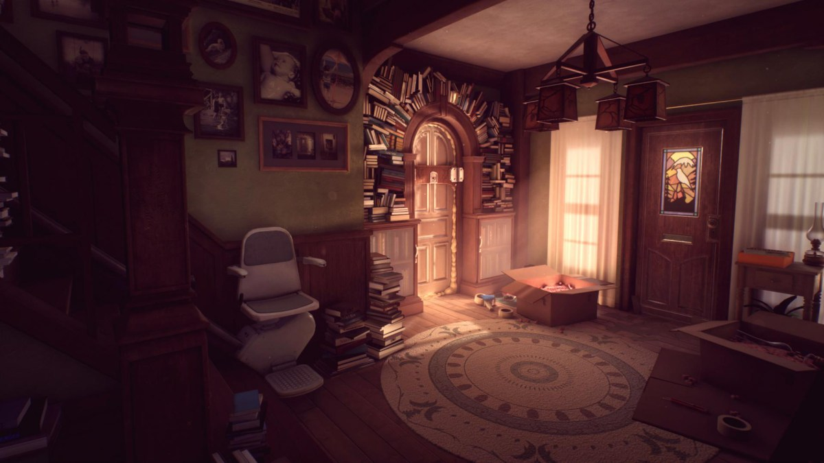 Best single player PC games: What Remains of Edith Finch