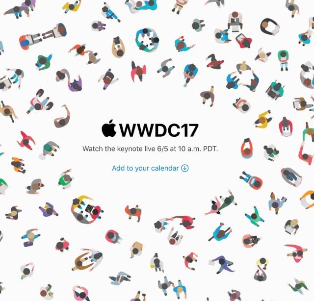Vídeo de la Keynote℗ de la WWDC 2017 en directo