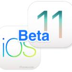 Versiones de prueba (beta) de iOS℗ 11