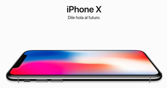 iPhone X: Dile Hola al Futuro