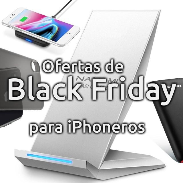 Ofertas de Black Friday para iPhoneros