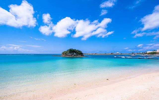 Kadena Marina, Okinawa, Japón