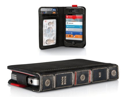 BookBook iPhone Black