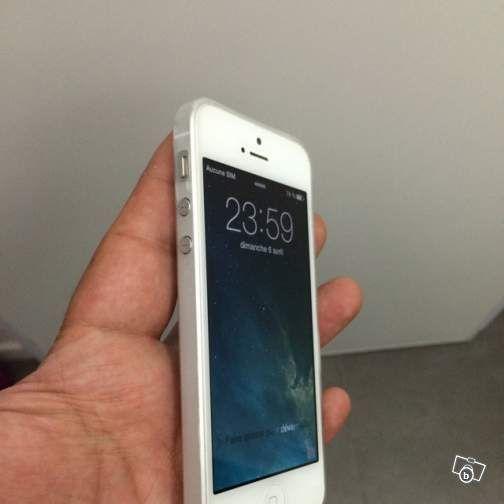iphone 5 pas chers 32 go sur leboncoin