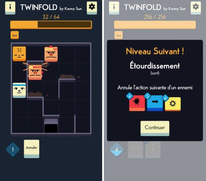 twinfold capture game ipa iphone ipad