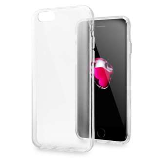 Just in Case iPhone 8/7 Soft TPU case (Clear)