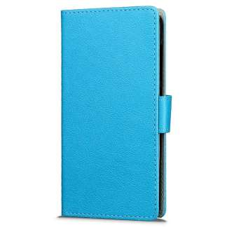 Just in Case iPhone 8/7 Wallet Case (Blauw)